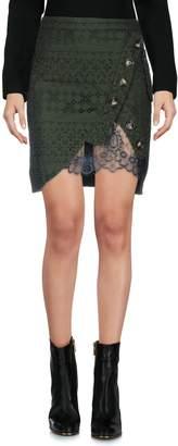 Self-Portrait Mini skirts