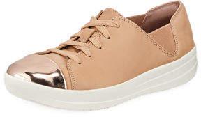 FitFlop F-Sporty Mirror-Toe Sneakers