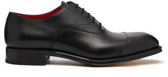 Alexander McQueen Classic leather derby shoes