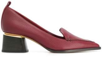 Nicholas Kirkwood block heel pumps