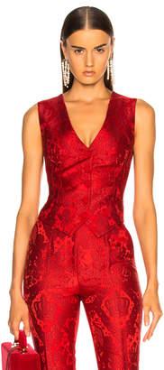Dolce & Gabbana Cherub Jacquard Vest