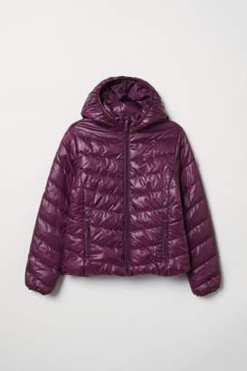 H&M Padded Jacket - Purple