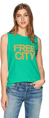 Freecity Women's Neighborhood Sleeveless T