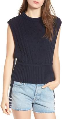 Levi's R) Aran Sleeveless Sweater