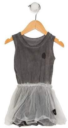 Nununu Girls' Tulle Dress