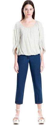 Max Studio indigo trousers