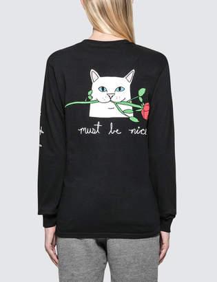 """Ripndip """"Romantic Nerm"""" L/S T-Shirt"""