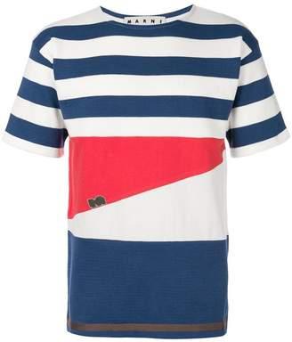 Marni striped breton top