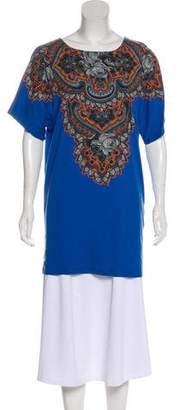 Stella McCartney Short Sleeve Graphic T-Shirt