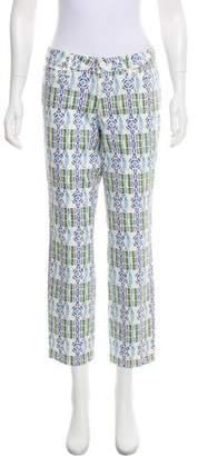 Tory Burch Alexa Mid-Rise Pants w/ Tags