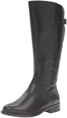 Easy Spirit Women's Jimlet-Wide Calf Riding Boot $96.66 thestylecure.com