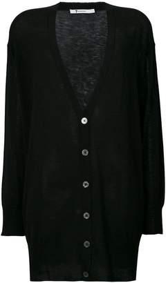 Alexander Wang longline cardigan