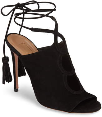 fd49fb817f1 Aquazzura Vamp Strap Women s Sandals - ShopStyle