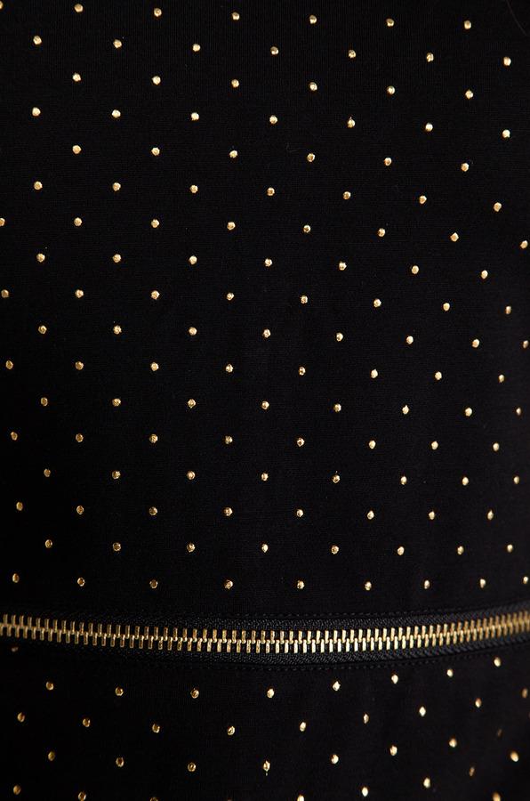 Dolce Vita Bing Gold Dots Dress