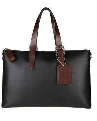 """Golden Goose the Darcy"""" Bag In Black Leather"""