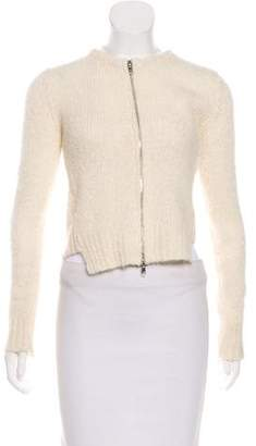 Malo Cashmere Button-Up Cardigan