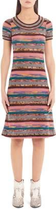 Missoni Stripe Knit Dress
