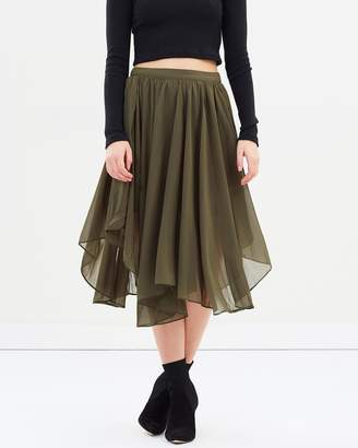 Vero Moda Fernanda Calf Skirt