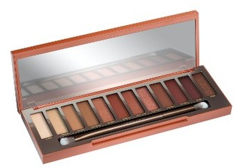 Urban Decay Naked Heat Palette - Orange $54 thestylecure.com