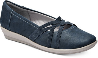 Easy Spirit Aubree Flats Women's Shoes $79 thestylecure.com