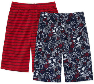 Arizona 2-pc. Shorts Pajama Set Boys