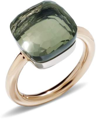 Pomellato Nudo Prasiolite Maxi Ring