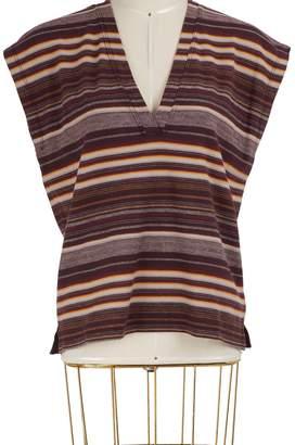 James Perse Short-sleeved V-neck T-shirt