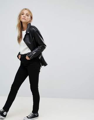 Vero Moda High Waisted Skinny Jeans