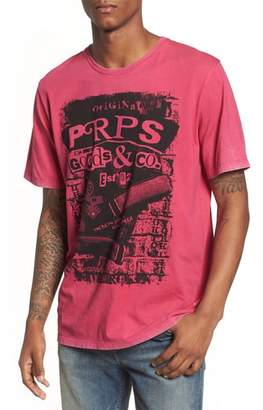 PRPS Vintage Graphic Logo T-Shirt