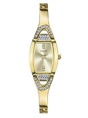 Sekonda Womens Analogue Classic Quartz Watch with None Strap 2767