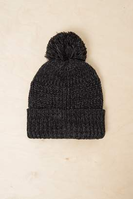 French Connenction Ayer Chunky Knit Beanie Hat