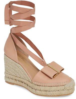 f0d479edbcb Salvatore Ferragamo Wedge Women's Sandals - ShopStyle