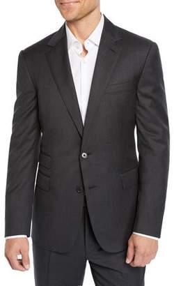 Ralph Lauren Men's Two-Piece Basic Wool Suit