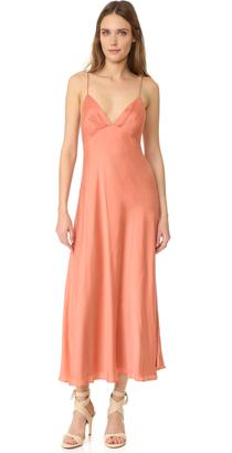 Zimmermann Winsome Bias Slip Dress $480 thestylecure.com