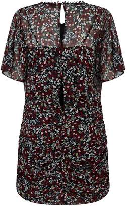 Nicholas Floral Mini Dress