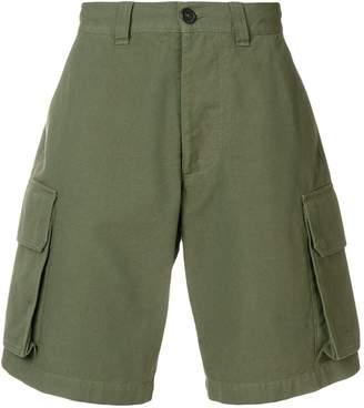 Ami Alexandre Mattiussi cargo Bermuda shorts