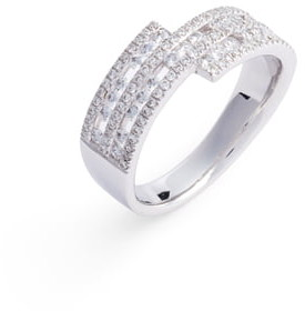 Bony Levy Amara Luxe Wrap Diamond Ring