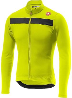 Castelli Puro 3 Full-Zip Long-Sleeve Jersey - Men's