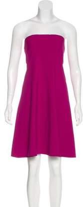 Elizabeth and James Strapless A-Line Dress