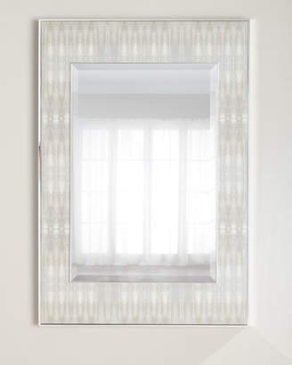 John-Richard Collection Dune Textile 3 Mirror