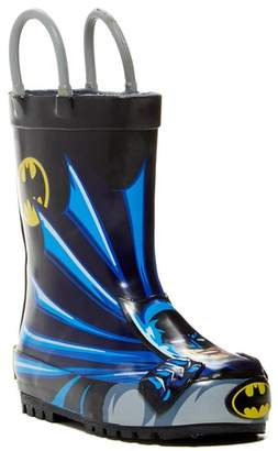 Western Chief Batman Waterproof Rain Boot (Toddler, Little Kid, & Big Kid)