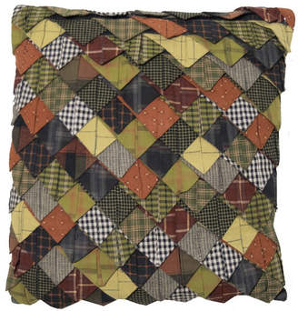 American Heritage Textiles Woodland Roof Tile Decorative Pillow Bedding