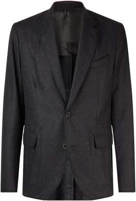 Alexander McQueen Deconstructed Blazer