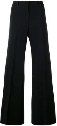 Alberto Biani high-waisted flared trousers
