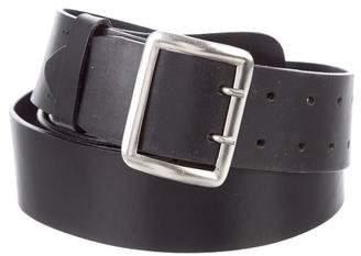 Ann Demeulemeester Wrap Waist Belt