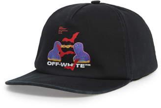 Off-White Thermo Men Graphic Baseball Cap