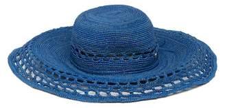 SAN DIEGO HAT Packable Striped Visor