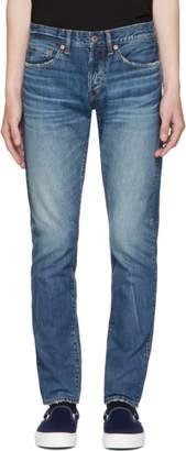 Simon Miller Indigo M001 Harlan Jeans