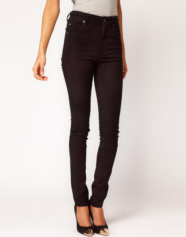 Cheap Monday High Waist Skinny Jeans