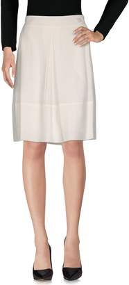 Vdp Collection Knee length skirts
